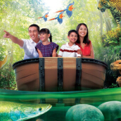 Safari River Singapore (Child) (Value Rp. 191.000)