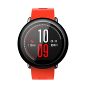 Xiaomi Amazfit Smartwatch with GPS and Heart Rate sensor - Red Orange