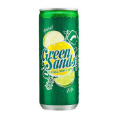 GREEN SANDS Apple Lime Can 250ml