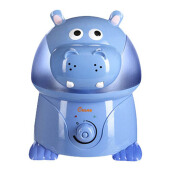 CRANE Adorables Hippo Air Humidifier Blue EE-8245