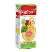 NUTRISARI Ready To Drink Fruit and Veggie 200ml