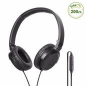 BEYERDYNAMIC Portable DTX350M Headphones - Hitam