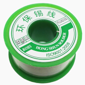 Professional Flux Solder Wire Reel Lead Free 0.7Cu Flu 2 Percent 0.8mm Diameter