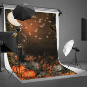 Halloween Night 5x7ft Vinyl Photography Background Photo Props Studio Backdrop