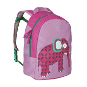 LASSIG 4Kids Backpack New WL Elephant