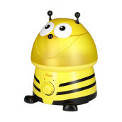 CRANE Adorables BumbleBee Air Humidifier Yellow EE-8246
