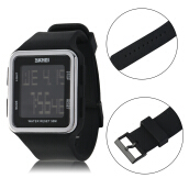 SKMEI 1139 Skmei Students Digital LED Display Sports Waterproof Silicone Watch