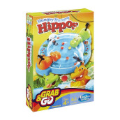 HASBRO Hungry Hungry Hippo Grab and Go GSSB1001