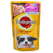 PEDIGREE Pouch Chicken Puppy 130Gr