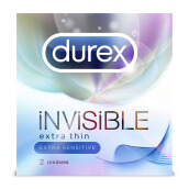 DUREX Kondom Invisible 2s