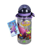 DIBO Water Bottle Deisgn 6 Dibo Purple 400 ml
