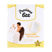 PRECIOUS BEE Disposable Breast Pad 60+10