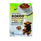 CHEK HUP 3 in 1 Kokoo Chocolate Drink W/Hazelnut 15 Sachet x 40g