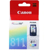 CANON Ink Cartridge CL-811