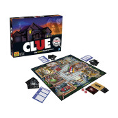 HASBRO Clue Cluedo The Classic Mystery Game GSS38712