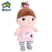 Metoo Stuffed Cartoon Plush Dolls Toy Birthday Christmas Gift