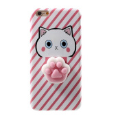 SQUISHY - Kitten Paw Squishy Case - Pink - Iphone 6/6s