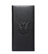 MEXICAN M3142 Wallet Decepticons Black Color