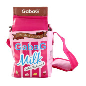 GABAG Sling Single Square Series Pink Majka