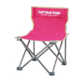 CAPTAIN STAG Folding Mini Chair - Pink