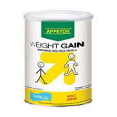 APPETON Weight Gain Adult 900 Gr Vanilla