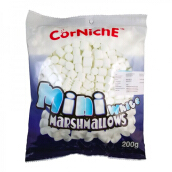 CORNICHE Mini White Marshmallow 200g
