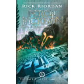 The Battle Of The Labyrinth Cover 8 Th Anniversary Percy J - Rick Riordan 9786023851928