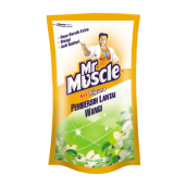 MR. MUSCLE Axi Triguna Apple  Pouch 800ml