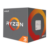 AMD Ryzen 3 1300X 4 Core 3.5Ghz AM4 Processor