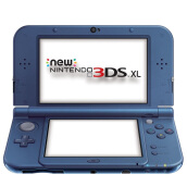 NINTENDO NEW 3DS XL - Blue