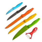 OXONE Knife Set Marble Coating Set 6Pcs  OX-608