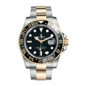ROLEX GMT - Master II 40 mm - Gold [116713LN]