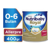 NUTRIBABY Royal 1 Allerpre Pro+ Tin - 400gr