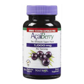 NATROL Acaiberry 1000 mg 75 Caps