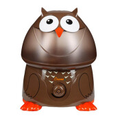 CRANE Adorables Owl Air Humidifier Brown EE-8189