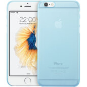 ESR Ultra Slim & Lightweight Clear Protective Case Cover for 4.7 inches iPhone 6/6s (blue)