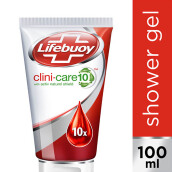 LIFEBUOY Body Wash Complete Gel 100ml