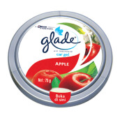 GLADE Car Gel Apple 75gr