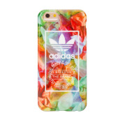 ADIDAS Women TPU Case for iPhone 6/6s - Floral