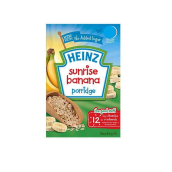 Heinz Baby Sunrise Banana Breakfast - 125gr