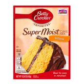 BETTY CROCKER Supermoist Yellow 432g