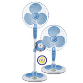 MIYAKO Desk Fan & Stand Fan KAS-1629 KB