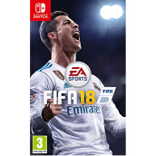 NINTENDO Switch Game - FIFA 18