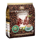 OLD TOWN White Coffee 3 in 1 Natural Cane Sugar 15 Sachet x 36g