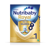 NUTRIBABY Royal 1 Susu Formula Box - 800gr