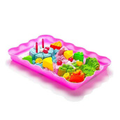 MOTION SAND Plastic Tray - Pink