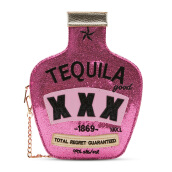 NEW COLLECTION Tequila purse - Pink