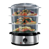 RUSSELL HOBBS RH Food Steamer - 19270-56