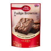 BETTY CROCKER Variety Pouch Fudge Brownies 290g