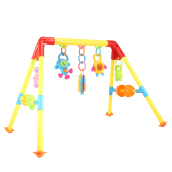 Baby Early Educational Bed Bell Music Fitness Rack
